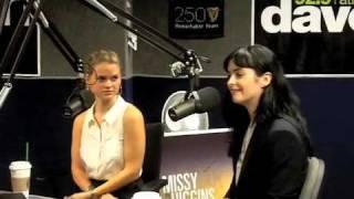 Mara Davis interviews Alice Eve & Krysten Ritter