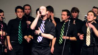 "Mass Transit NYU -- ""Without You / We Found Love"" (A Cappella)"
