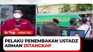 Polisi Berhasil Amankan Tiga Pelaku Penembakan Ustadz Arman dan Dalam Proses Pemeriksaan | tvOne