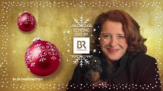 Was Mama Bavaria zu Weihnachten wünscht: Zweiter Advent mit Luise Kinseher