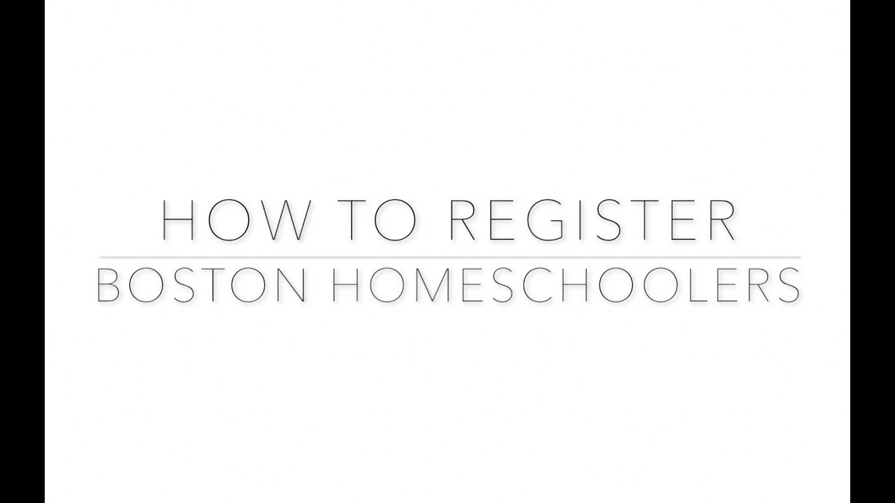10 Laws & How Our Boston Homeschool Family Interprets Them
