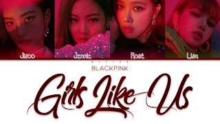 How Would BLACKPINK Sing Girls Like Us - TWICE [Color Coded Lyrics PT-BR/Rom/Han]