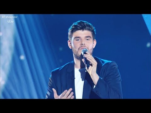 "Lloyd Macey  sings awesome ""City of Stars"" &Comments X Factor 2017 Live Show Week 1 Saturday"