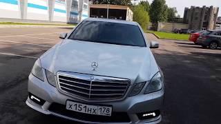 Mercedes benz e class W212