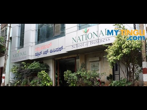 National School of Business, Bangalore on My Tingli | MyTingli
