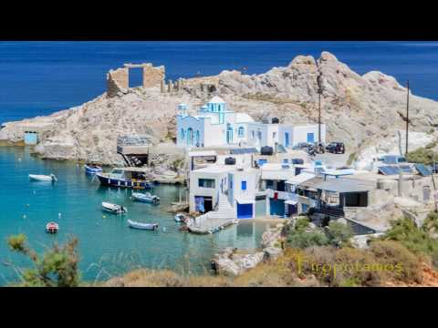 Milos Grecia Greek Island Picture Images
