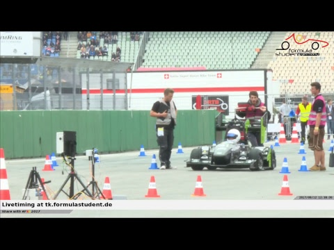 CV, EV Acceleration #fsg2017