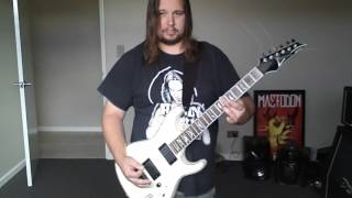 Rob Zombie - The Last Of The Demons Defeated (Guitar Lesson)