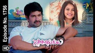 Swathi Chinukulu   18th April 2019   Full Episode No 1756   ETV Telugu