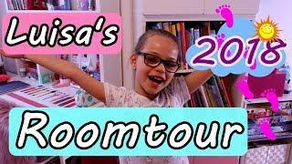 Luisa's Roomtour 2018 | Mädchenzimmer
