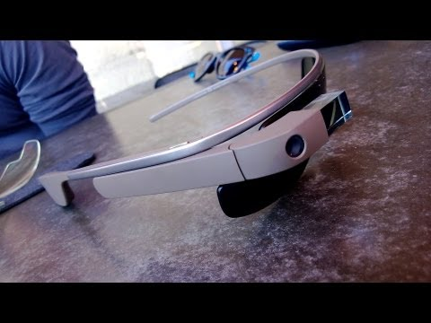 Chris Emerson: One Month Through Glass - Experiencing Google's Heads Up Display