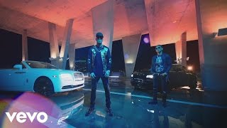 Wisin Escápate Conmigo Official Video ft Ozuna