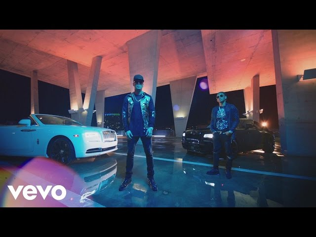 Wisin - Escápate Conmigo (Official Video) ft. Ozuna