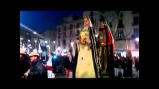 Fiestas de Santa Eulàlia - Llum BCN Barcelona 2015