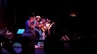 David Rawlings Machine feat Gillian Welch, John Paul Jones - Queen Jane Approximately