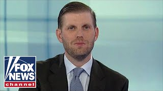 Eric Trump blasts Joe Scarborough's 'stupid' comparison