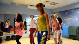 Урок степа Светланы Медведевой | Средний урокень | Занятия степом