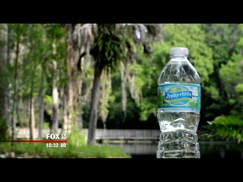 - Where does Zephyrhills Spring water come from?