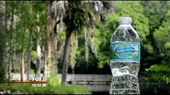 Where does Zephyrhills water really come from?