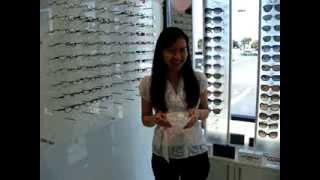 Drawing for Designer Sunglasses