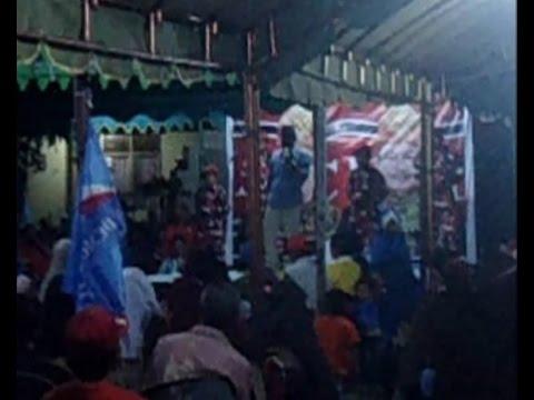 Orasi Politik Tgk Agam (Nazaruddin), Lawan Sudah GALAU Bagian Kedua