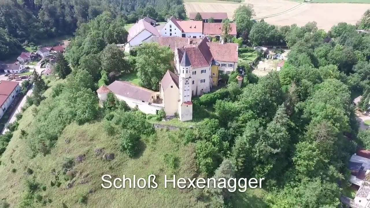 Weihnachtsmarkt Hexenagger.Schloss Hexenagger