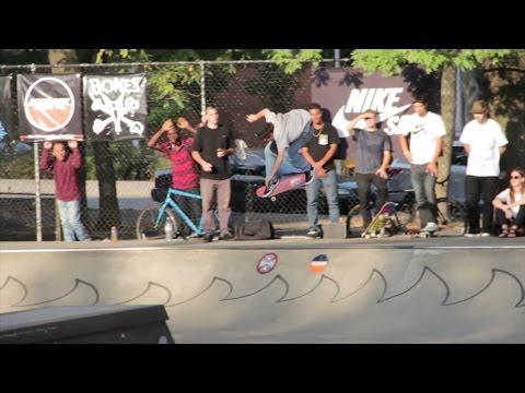 NYC Jordan Gesko Skateboarding video