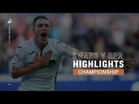 Highlights: Swansea City 3 - 0 QPR