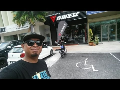 VLOG - JALAN JALAN CUCI MATA KAT DAINESE MALAYSIA feat Y110 SS