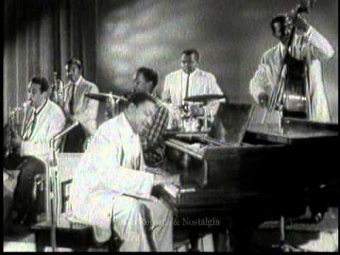 AMOS MILBURN. Rocky Mountain. Live 1956 Television Appearance. Boogie Woogie Blues Piano