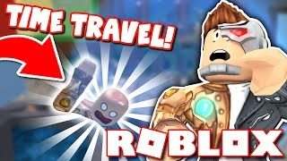 TRAVELLING BACK IN TIME?! (Roblox Murder Mystery 2)