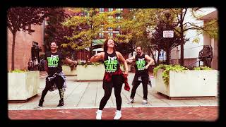 """Que va"" Alex sensation Zumba Fitness"