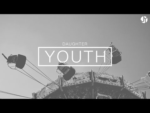 Youth By Daughter | Instrumental (w/ Sheet Music)