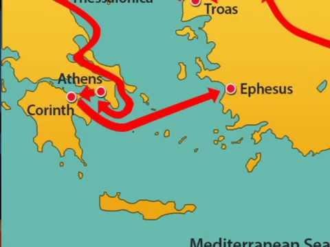 The Apostle Paul Lesson 11: Paul at Corinth