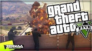 BIGGEST EXPLOSION EVER | GTA 5 Funny Moments | E340 (GTA V Online)