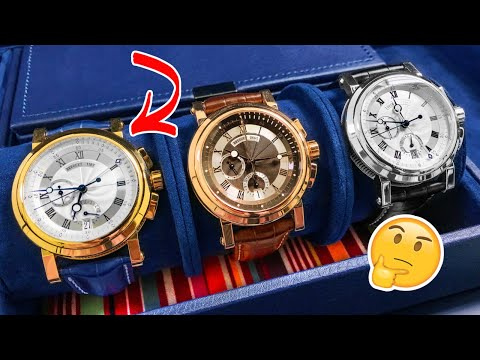 Breguet Watches - Marine Chrono Review!