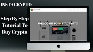 InstaCrypto Review - Step By Step Tutorial To Buy Crypto