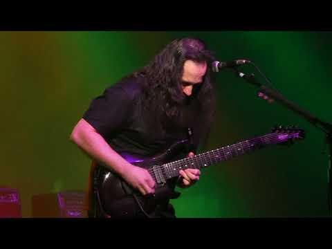 John Petrucci (Dream Theater) - Wonder Woman Theme/Jaws of Life - G3 2018