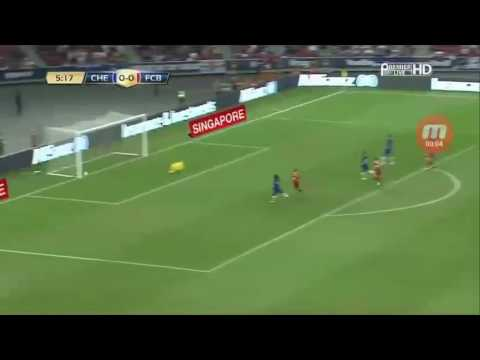 Chelsea-Bayern Munchen 2-3 all goals and highlights International Champions Cup {25/7/2017}