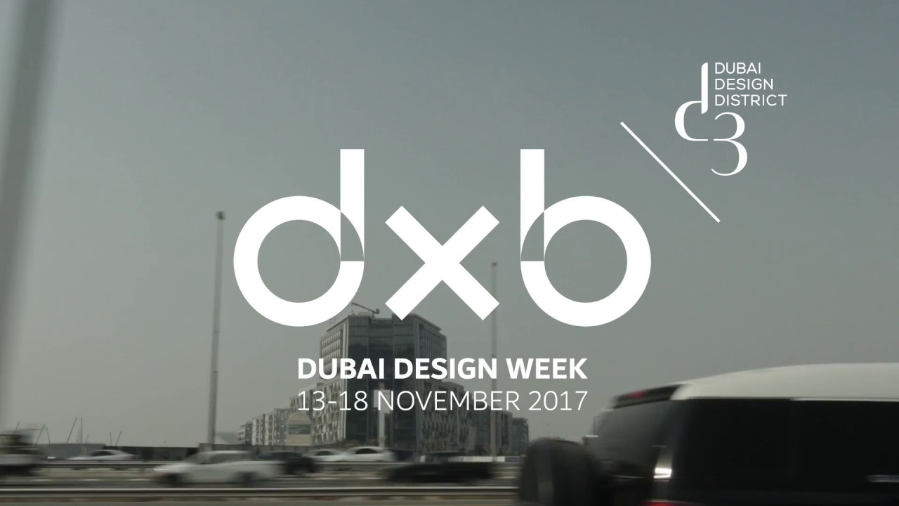 Dubai design week 2017 teaser dxbdw2017 youtube for Design week 2017