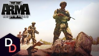 Arma 2 - Firefight - British Army vs Taliban