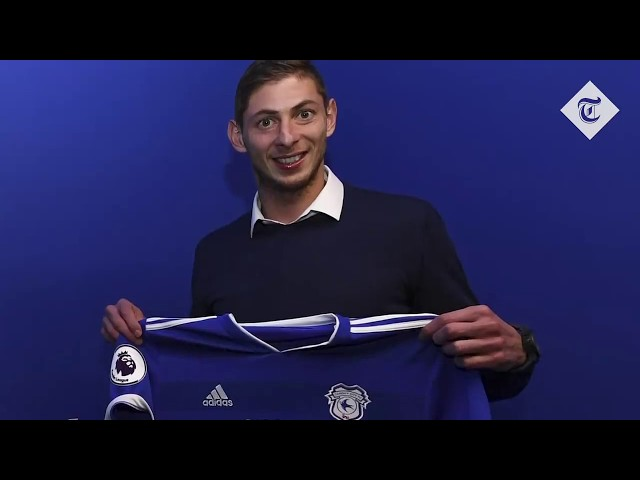 Emiliano Sala's heart breaking last audio message before his plane went missing