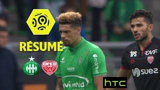 AS Saint-Etienne - Dijon FCO (1-1)  - Résumé - (ASSE - DFCO) / 2016-17