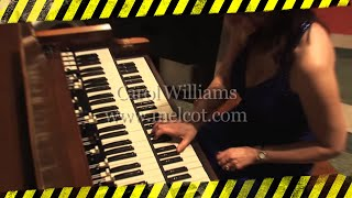 Hammond B3 - Dizzy Fingers - Dr. Carol Williams