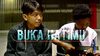 "🔴Pasti baper nih!! Armada ""Buka Hatimu"" cover kentrung senar 4 by DFF CHANNEL"