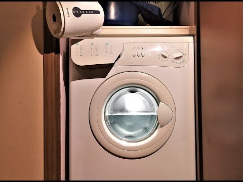 Experiment - Overfill - Of The Washing Machine