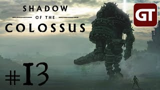 Thumbnail für Shadow of the Colossus #13 - Pelagia, der Ochsenfrosch (PS4 Pro, 60 fps)
