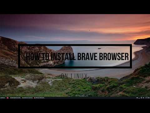 How To Install Brave Browser On Linux