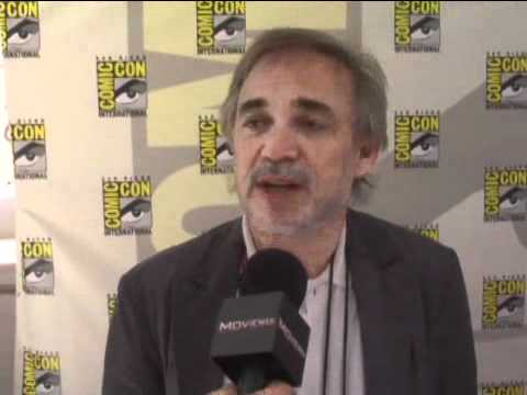 The Day the Earth Stood Still  ComicCon 2008 Exclusive: Producer Erwin Stoff