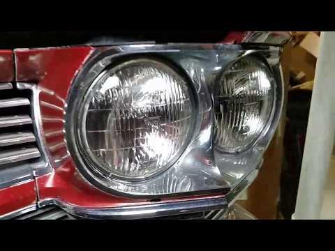 ELGA Credit Union auto loan on 1964 Cadillac Coupe Deville inspection auto appraiser Jason Phillips